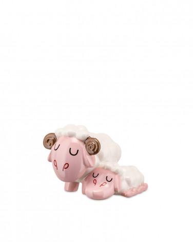 Les Moutons Crèche Happy Eternity Baby - Alessi - Inspirations d'Intérieurs