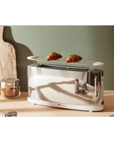Grille-pain avec chauffe croissants - Alessi- Inspirations d'Intérieurs