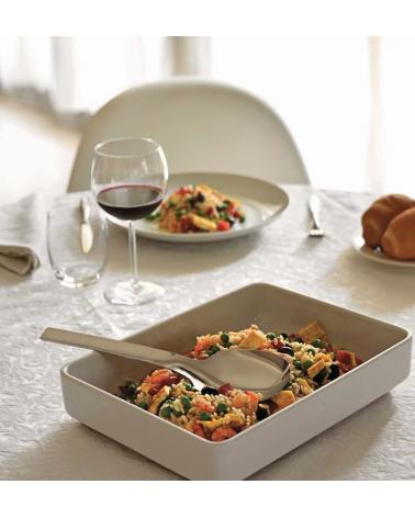 Tibidabo service spoon - Alessi- Inspirations d'Intérieurs