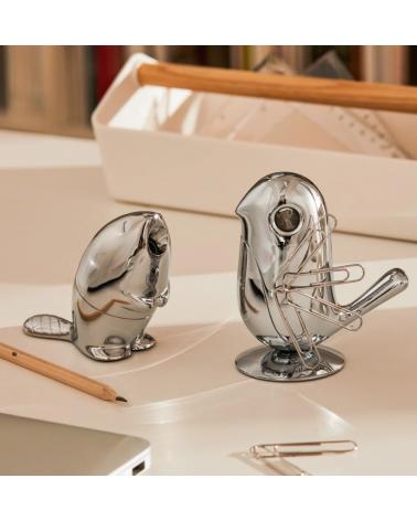 Chip Magnetic paper clip holder - Alessi- Inspirations d'Intérieurs