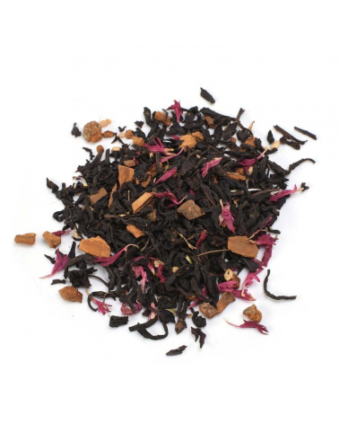 Winter dream organic black tea with sweet spices and gourmet pear flavor - Terre d'oc  Inspirations d'Intérieurs