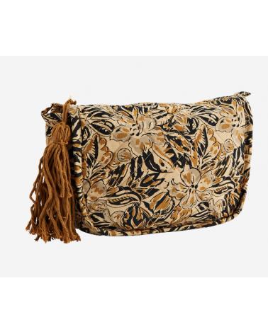 Printed toilet bag w/ tassel - Madam Stolz - Inspirations d'Intérieurs