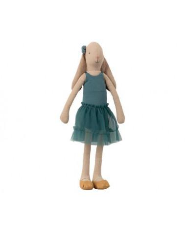 Ballerina bunny doll Petrol - Maileg - Inspirations d'Intérieurs