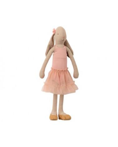 Poupée Ballerine lapin Rose - Maileg - Inspirations d'Intérieurs