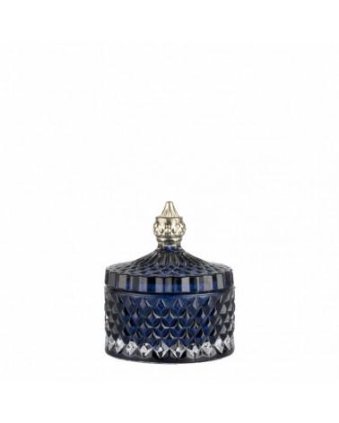 Miya jar glass sea Ø8,5X10,5 CM - Lene Bjerre - Inspirations d'Intérieurs