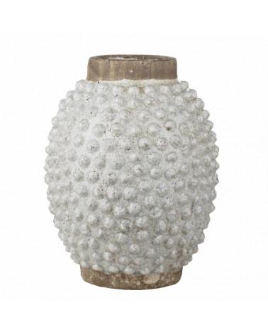 Magna vase décoratif bleu clair 26x35 cm - Lene Bjerre - Inspirations d'Intérieurs