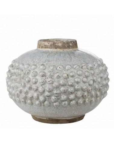 Magna vase décoratif bleu clair 33x29,5 cm - Lene Bjerre - Inspirations d'Intérieurs