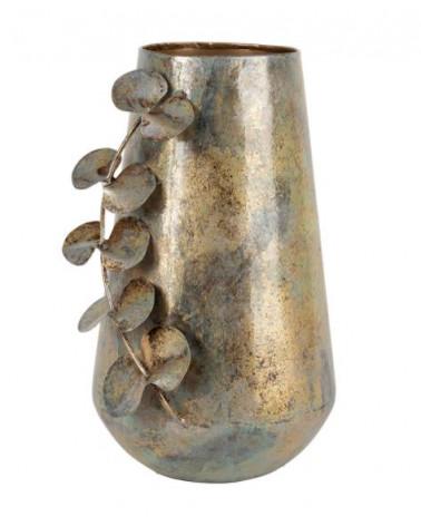Golden Ormea vase h33 cm - Côté Table - Inspirations d'Intérieurs