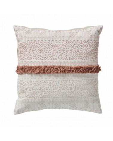 Selmia cushion 45x45 cm Off white rose - Lene Bjerre - Inspirations d'Intérieurs