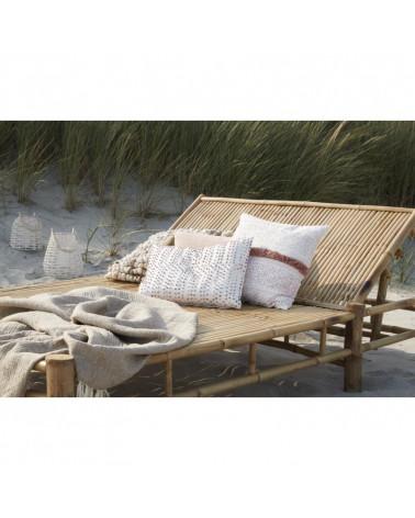 Sera cushion 50x35 cm Off white rose - Lene Bjerre - Inspirations d'Intérieurs