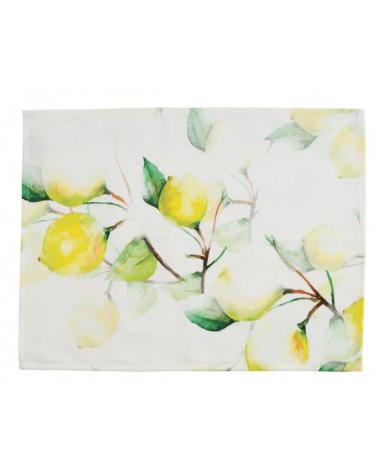 Lemonade tea towel 70x50cm - Côté Table - Inspirations d'Intérieurs