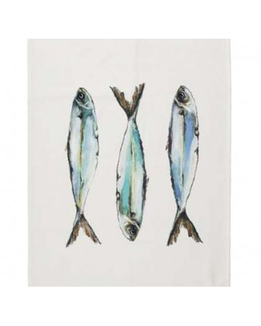 River tea towel 70x50cm - Côté Table - Inspirations d'Intérieurs