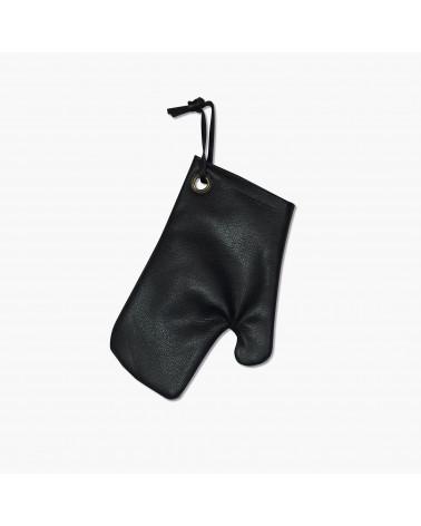 Gant Barbecue Cuir Noir - Dutchdeluxes - Inspirations d'Intérieurs