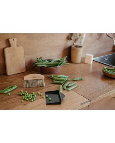 Nature crumbs collection box - Black - Andrée Jardin - Inspirations d'Intérieurs
