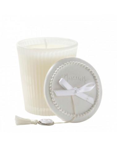 Scented candle Les Intemporels Rose Elixir 125g - Mathilde M - Inspirations d'Intérieurs