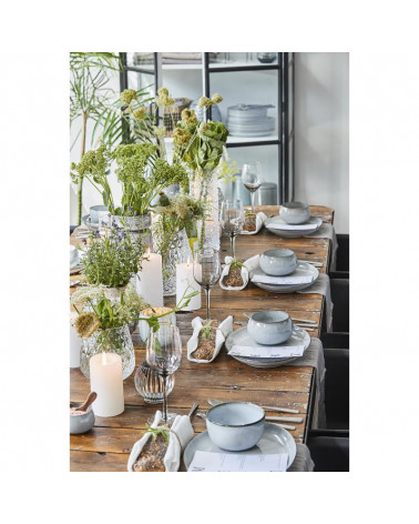 Vase en verre Clear 30 cm - Inspirations d'Intérieurs