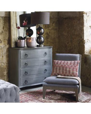 Cushion Adora 60x40 - Blanc d'Ivoire - Inspirations d'Intérieurs